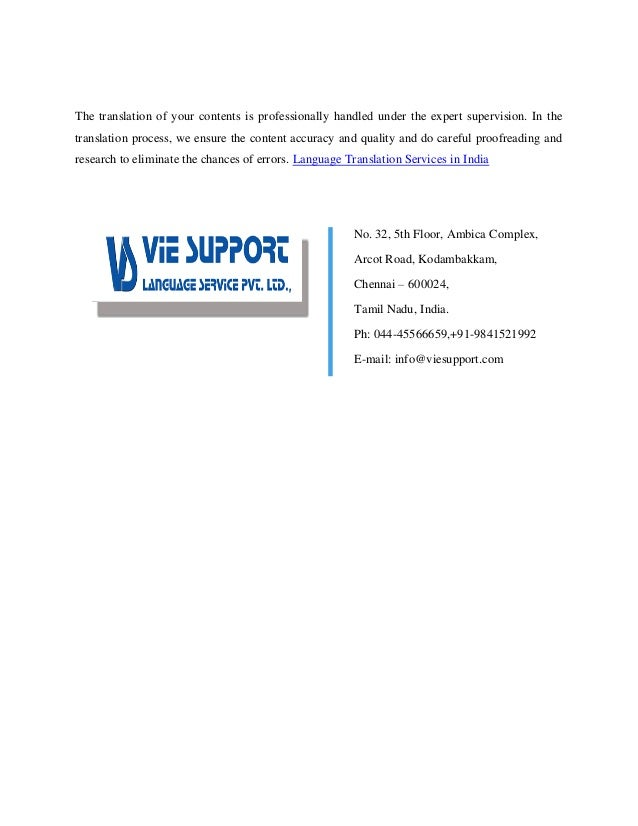 Medical writing companies in chennai