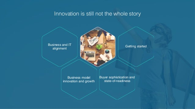 Innovation without ironclad  application is a bankrupt proposition