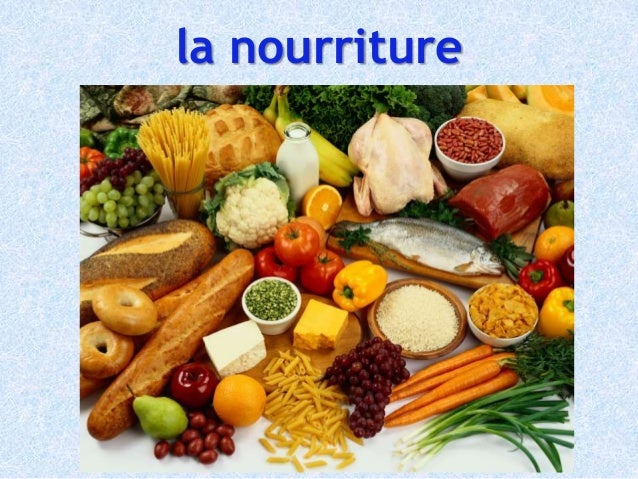 La nourriture for Nourriture poisson rouge 1 mois