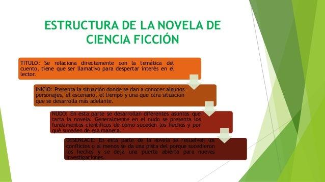 La Novela De Ciencia Ficción
