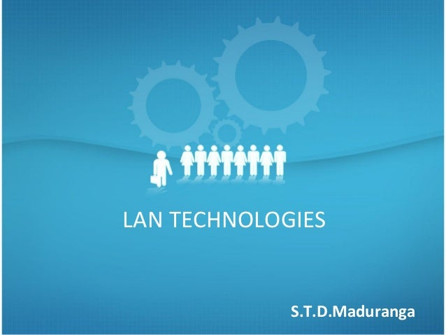 lan technologies Emerging network technologies high speed lan and wan solutions.