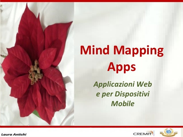 Mind Mapping Apps Applicazioni Web e per Dispositivi Mobile