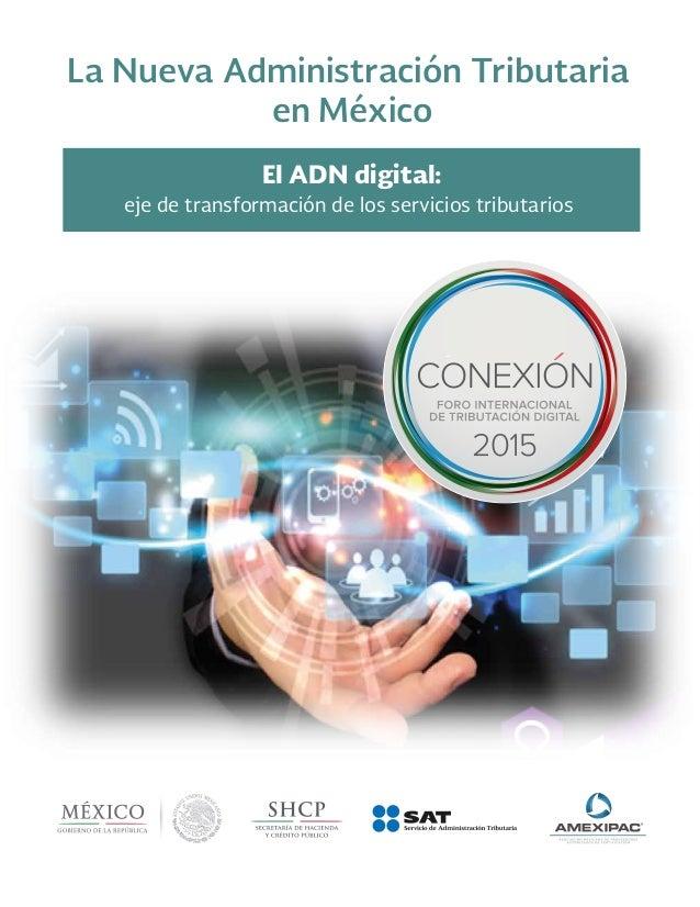 La nueva administracion tributaria en mexico for Oficina tributaria