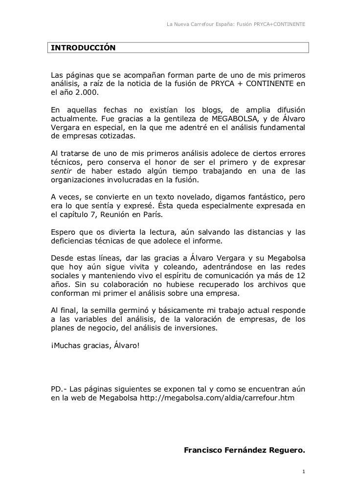 La nueva Carrefour España