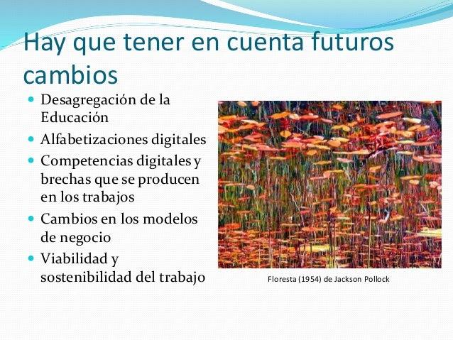 Para el uso de la tecnología es útil una visión más holística de cómo sería un nuevo paradigma de instrucción. Que sea: • ...