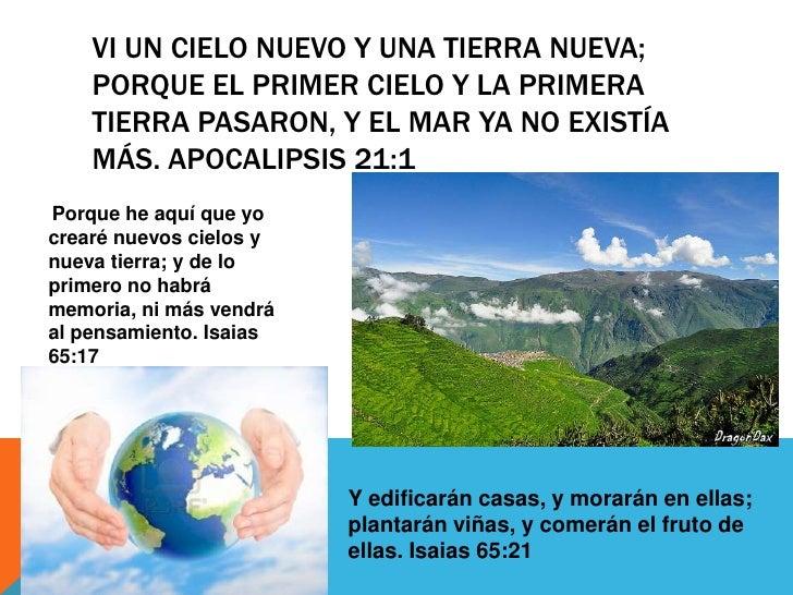 EL PARAISO Y LA SANTA CUIDAD DE DIOS Slide 2