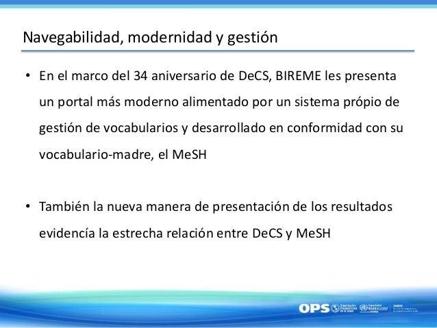 Lanzamiento del nuevo sitio del DeCS/MeSH  - 18/09/2020 a las 11h30 (Hora de Brasilia) - Ana Cristina Espindola Campos Slide 2