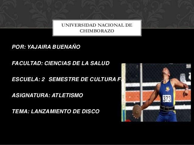UNIVERSIDAD NACIONAL DE                     CHIMBORAZOPOR: YAJAIRA BUENAÑOFACULTAD: CIENCIAS DE LA SALUDESCUELA: 2 SEMESTR...