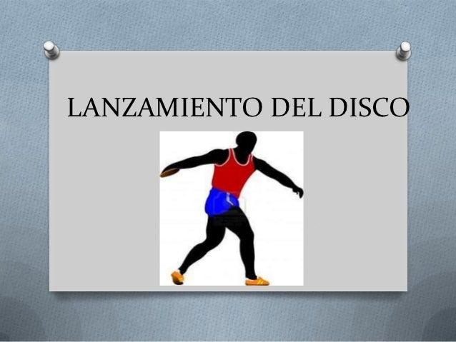 LANZAMIENTO DEL DISCO
