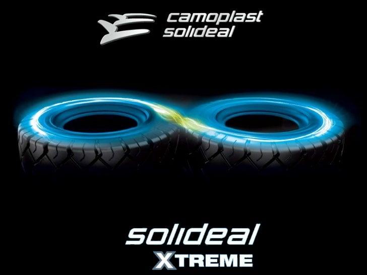 Camoplast Solideal líder en movilidad fuera de carretera Enfocados al cliente, somos un fabricante mundial de productos de...