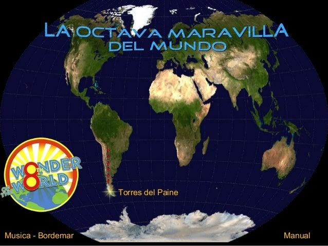 ManualMusica - Bordemar Torres del Paine