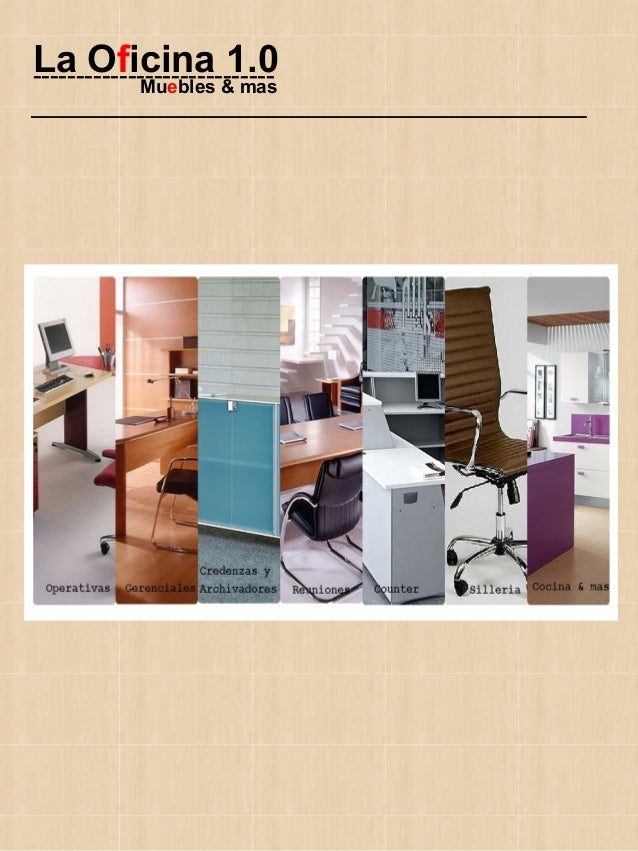 Muebles mobiliario de oficina la oficina 1 0 for Muebles de oficina 1
