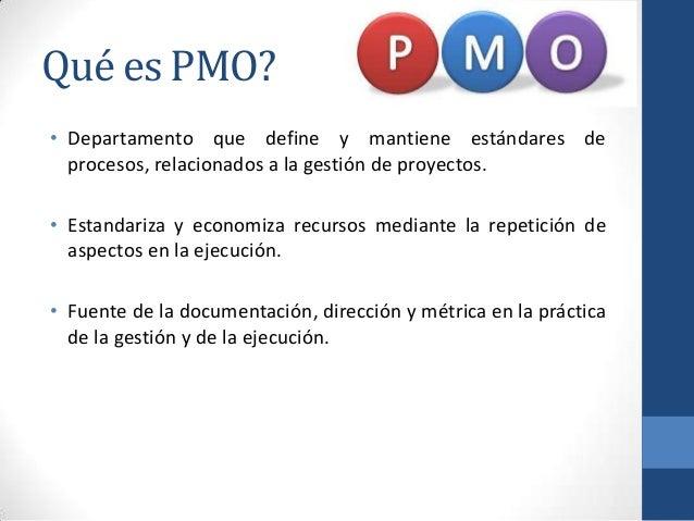 La oficina de gesti n de proyectos pmo for Oficina de proyectos de construccion