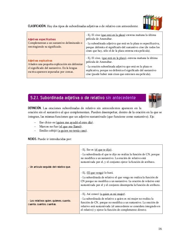 Dorable Cuáles Son Los Marcos De Oraciones Galería - Ideas ...