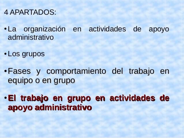 La organización de rrhh