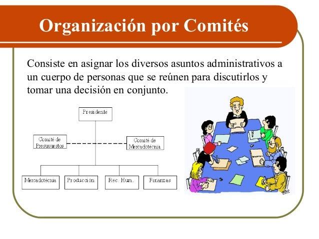 La Organizacion En La Administracion 2