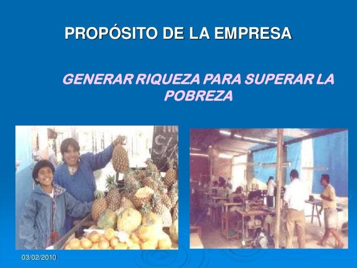 La Organizacion En Las Empresas Slide 3