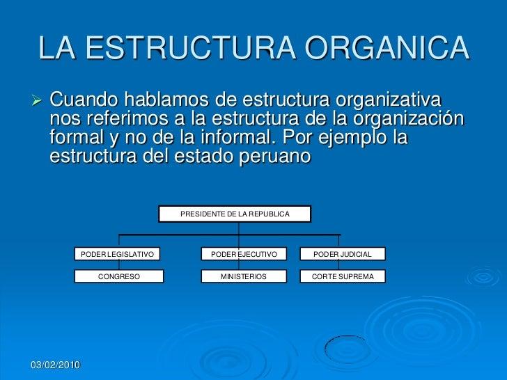 La Organizacion Y Gestion En Las Empresas