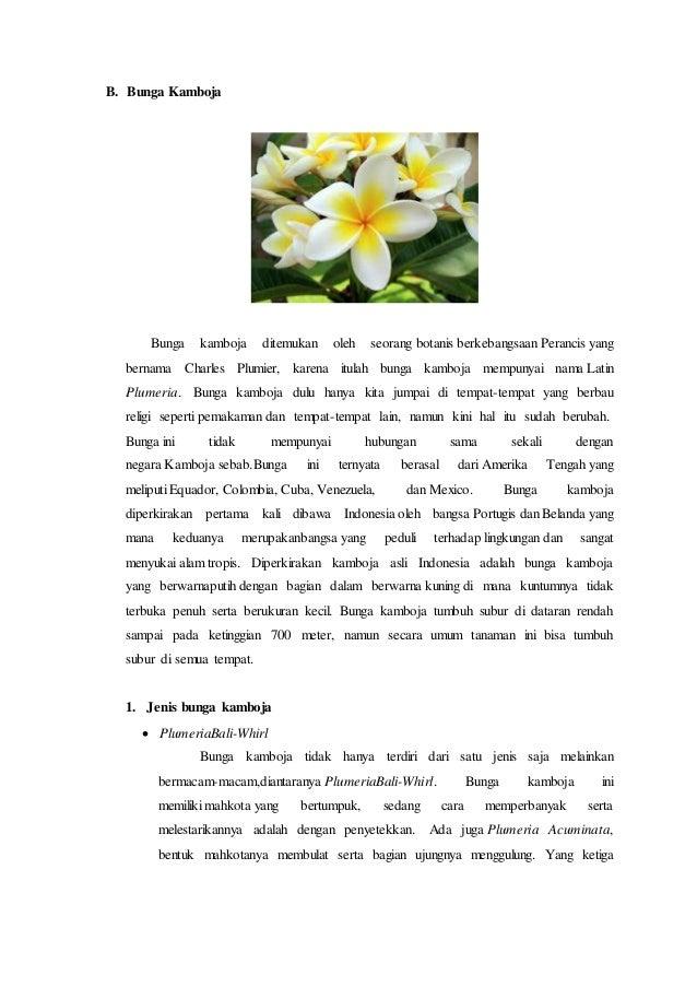 Lap Praktikum Destilasi Uap Bunga Kamboja