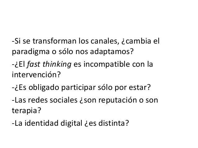 Determinismo contextual • Contexto político • Contexto social • Contexto tecnológico • Contexto emocional