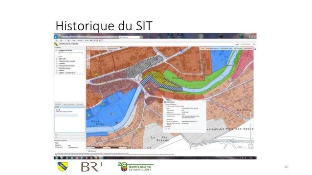 Historique du SIT  •2011 : Constat / état de la situation:  •lenteur de la procédure  •consultation restrictive  •évolutio...