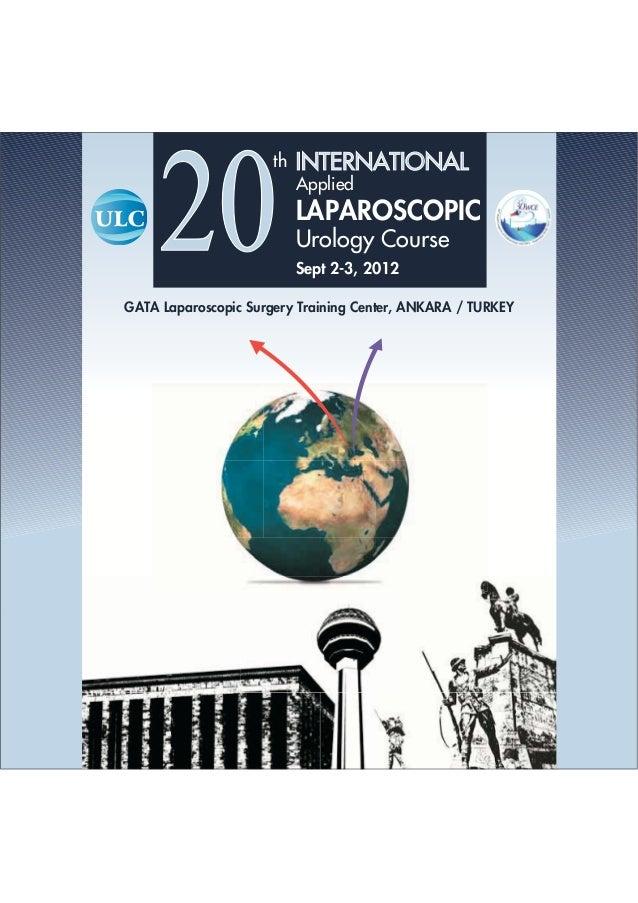 20                      th   INTERNATIONAL                           Applied                           LAPAROSCOPIC       ...