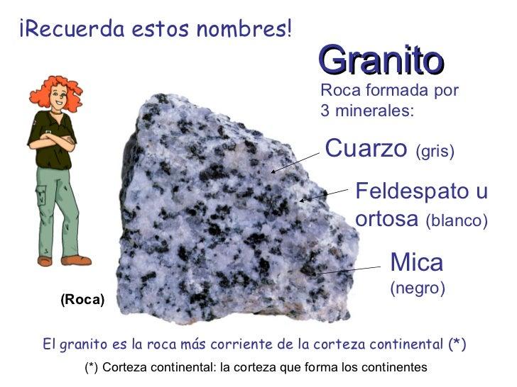 La parte s lida de la tierra 2 minerales y rocas for Composicion del marmol