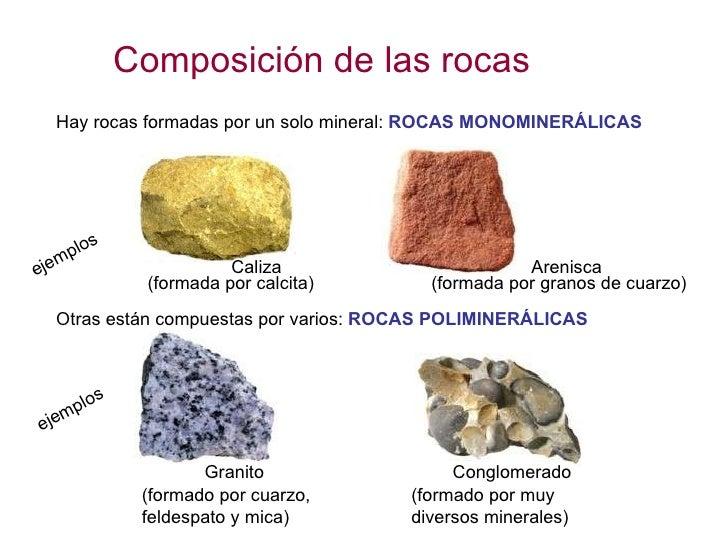 La parte s lida de la tierra 8 las rocas for Composicion del marmol