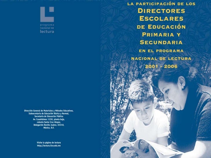 La participacion de  los directores en el pnl