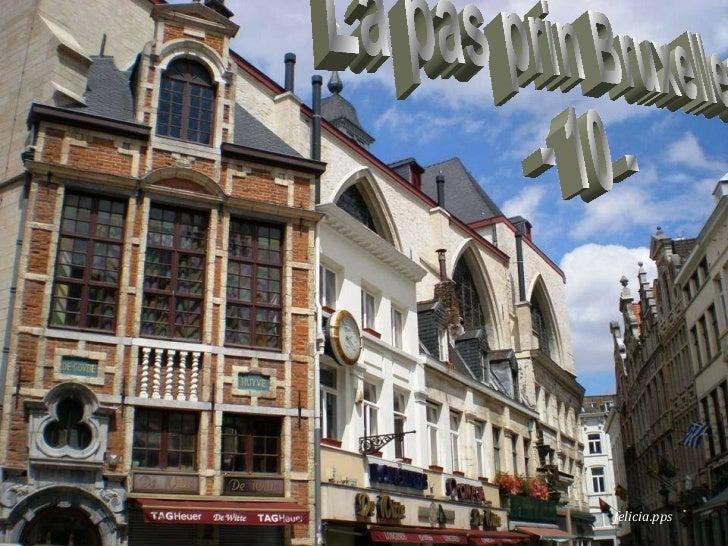 La pas prin Bruxelles - 10 -  felicia.pps
