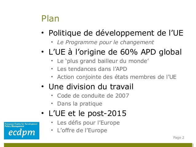 l apd fran aise dans l agenda post 2015 une perspective europ enne. Black Bedroom Furniture Sets. Home Design Ideas