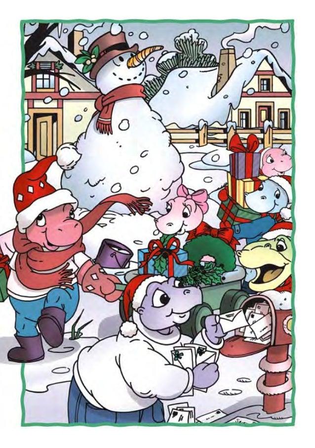 La peña navideña