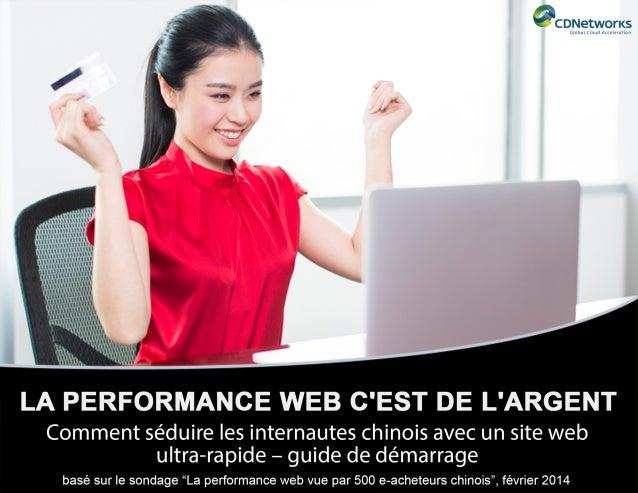 La performance web c'est de l'argent