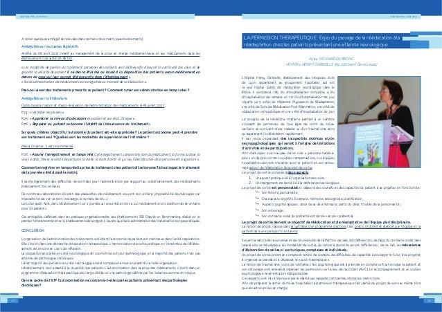 Alter Ego n°35 – Août 2013 1312 Ambiguïtés sur les textes législatifs Arrêté du 06 avril 2011 relatif au management de la ...