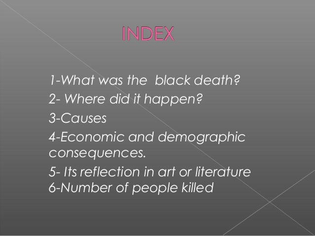    The Black Death was one of the worse pandemics    in human history , with one peak in Europe    between 1348 and 1350....