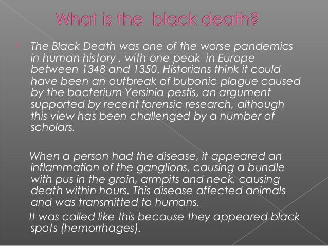 WHERE DID IT HAPPEN?   Most of the fourteenth century pandemic started    maybe somewhere in Northern India, probably in ...