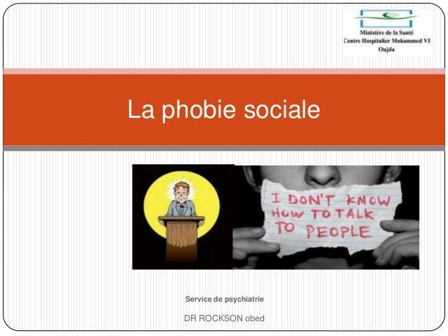 site de rencontres de phobie sociale
