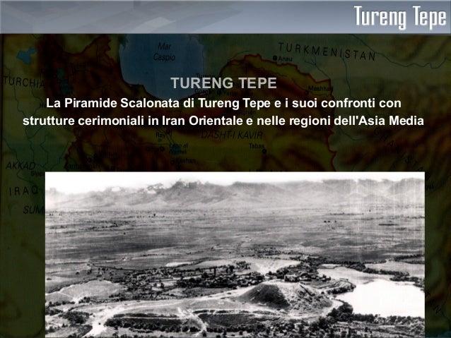 TURENG TEPE La Piramide Scalonata di Tureng Tepe e i suoi confronti con strutture cerimoniali in Iran Orientale e nelle re...