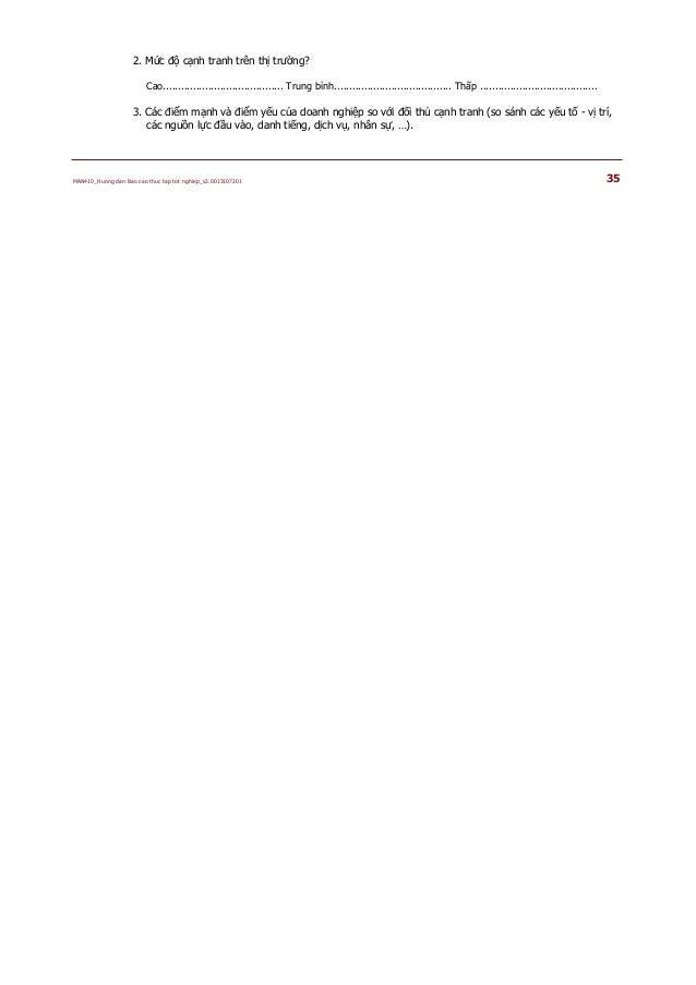 Lập kế hoạch kinh doanh - Viết báo cáo ý tưởng kinh doanh TOPICA