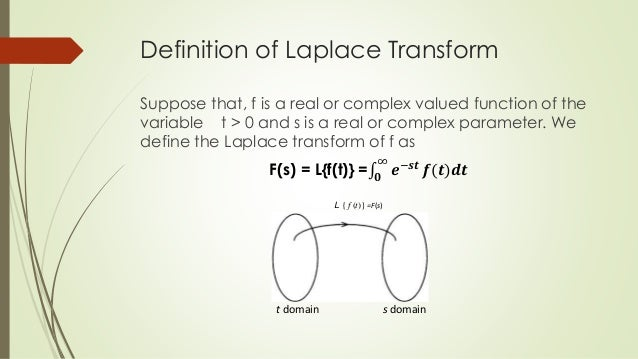 application of laplace equation in engineering