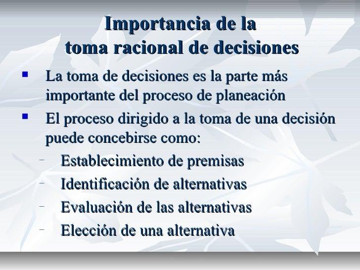 la importancia de la toma decisiones En qué nos basamos para tomar decisiones difíciles a todos nos pasa en la vida que nos encontramos con decisiones encima de la mesa ante las que nos resulta muy difícil tomar una decisión.