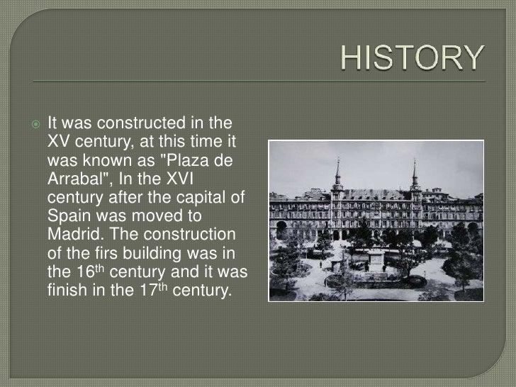 La Plaza Mayor de Madrid (Madrids Main Square)