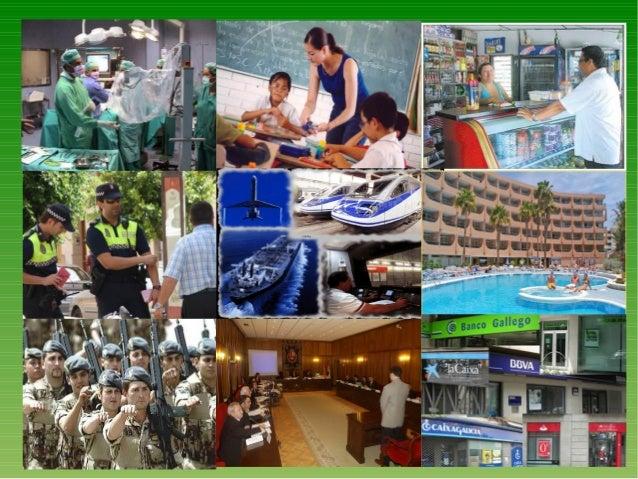 La poblacion y el trabajo