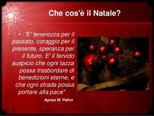 Cosa E Il Natale.La Poesia Del Natale 2017