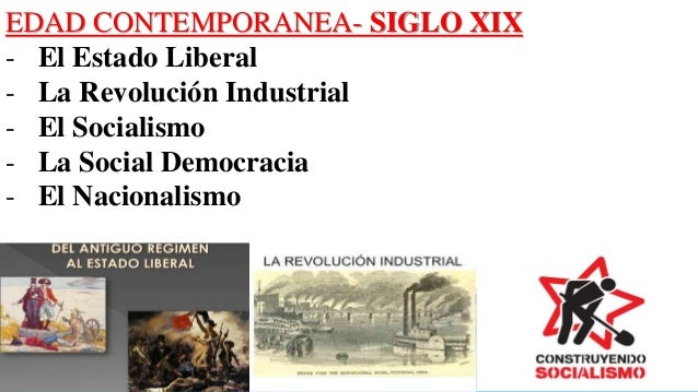 """ESTADO LIBERAL SIGLO XIX  Será a través de los procesos revolucionarios del XIX (las llamadas  """"Revoluciones burguesas"""" de..."""