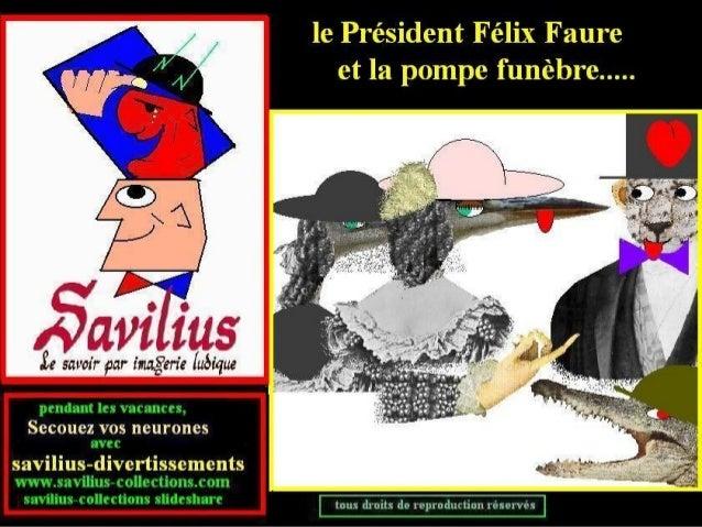 Le Président Félix Faure et sa pompe funèbre