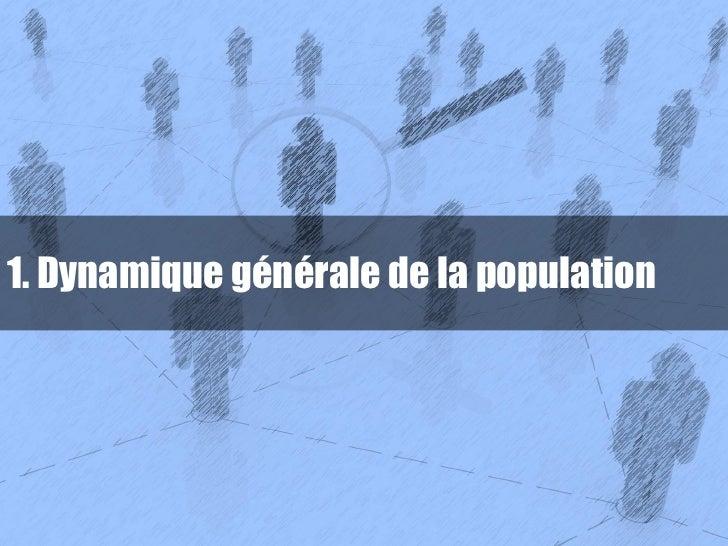 La population Slide 2