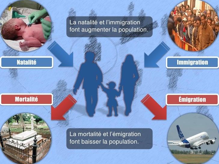 La population Slide 3