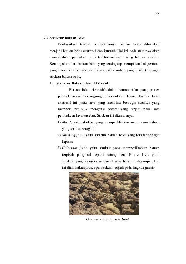 Laporan Geologi Fisik
