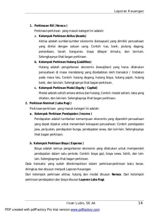 Soal Akuntansi Laporan Keuangan Perusahaan Jasa Contoh Autos Post